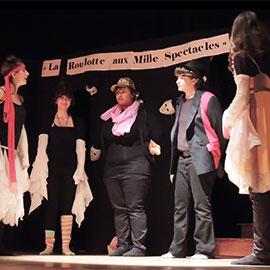 Tous en scène Théâtre